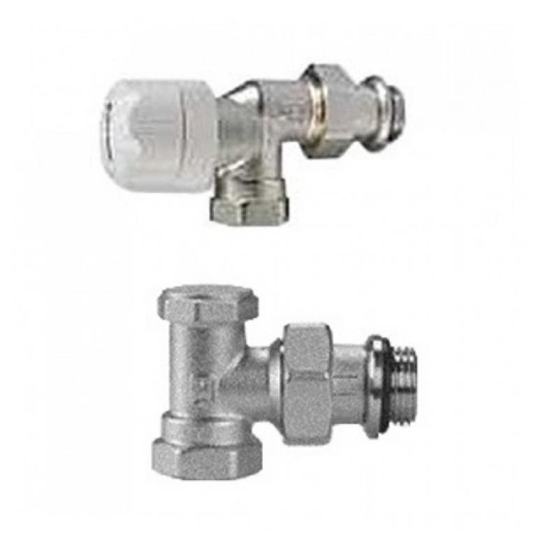 Комплект термостатический Honeywell VL134AA15, ручной осевой 1/2