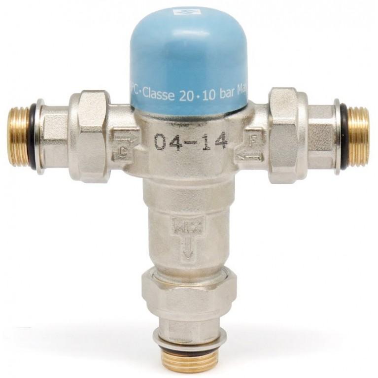 Трехходовой термостатический смесительный клапан Thermomix 1/2