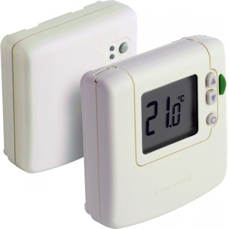 DT92 Радиочастотный цифровой комнатный термостат
