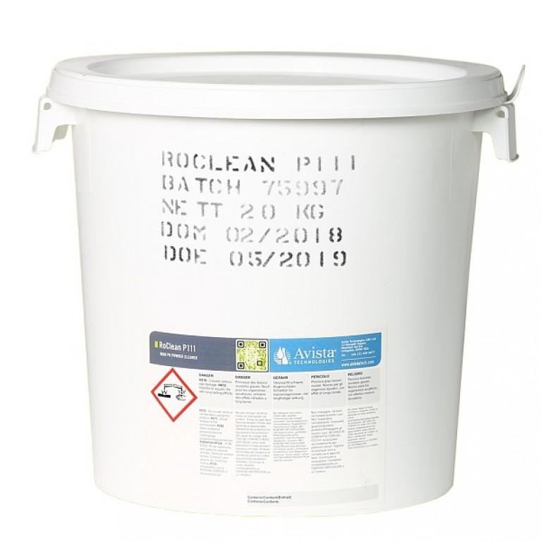Промывочный щелочной реагент Ecosoft Avista RoClean Р111 20 кг