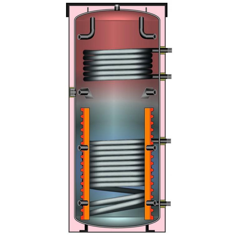 Тепловой аккумулятор Meibes SPSX-2G 500