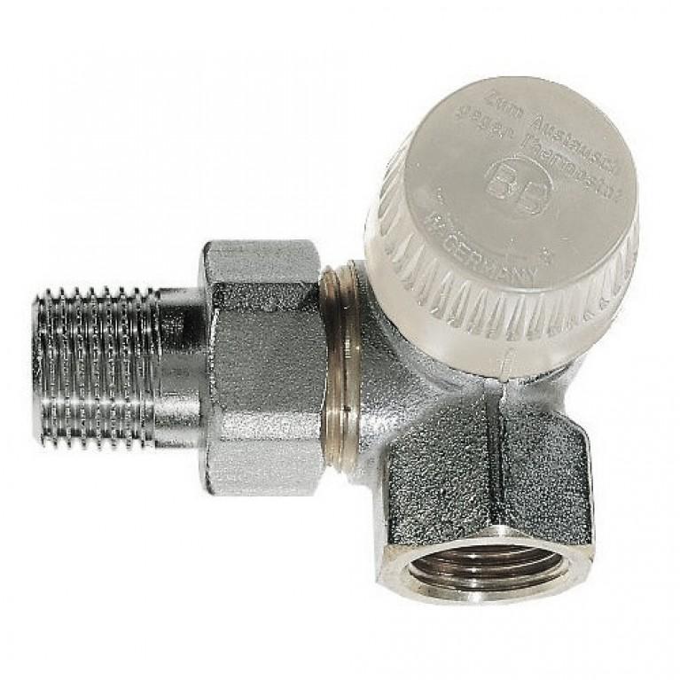 Термостатический клапан Honeywell с вставкой V V2000RVS10