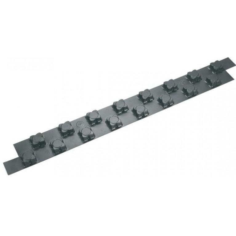 Rehau Varionova панель с фиксаторами 20 мм, 950х100 мм (соединительная полоса)