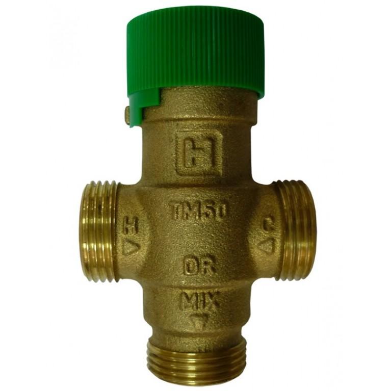 Клапан терморегулирующий смесительный