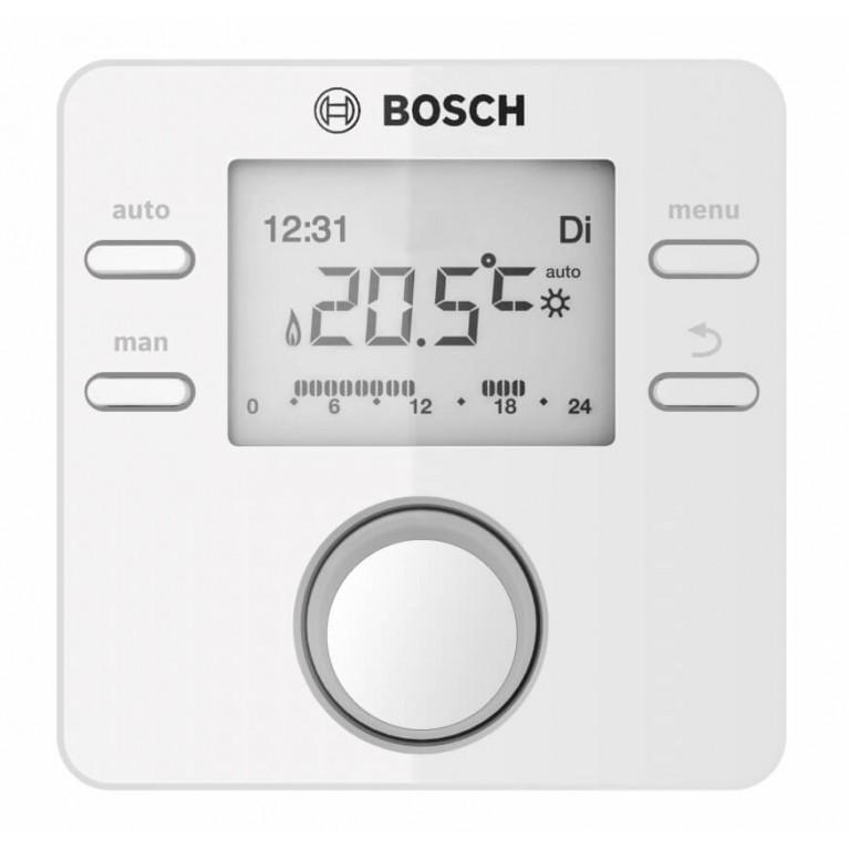 Недельный программируемый терморегулятор Bosch CR 50 OpenTherm