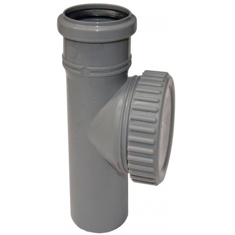 Купить Ревизия канализационная Valsir 125 у официального дилера Valsir в Украине
