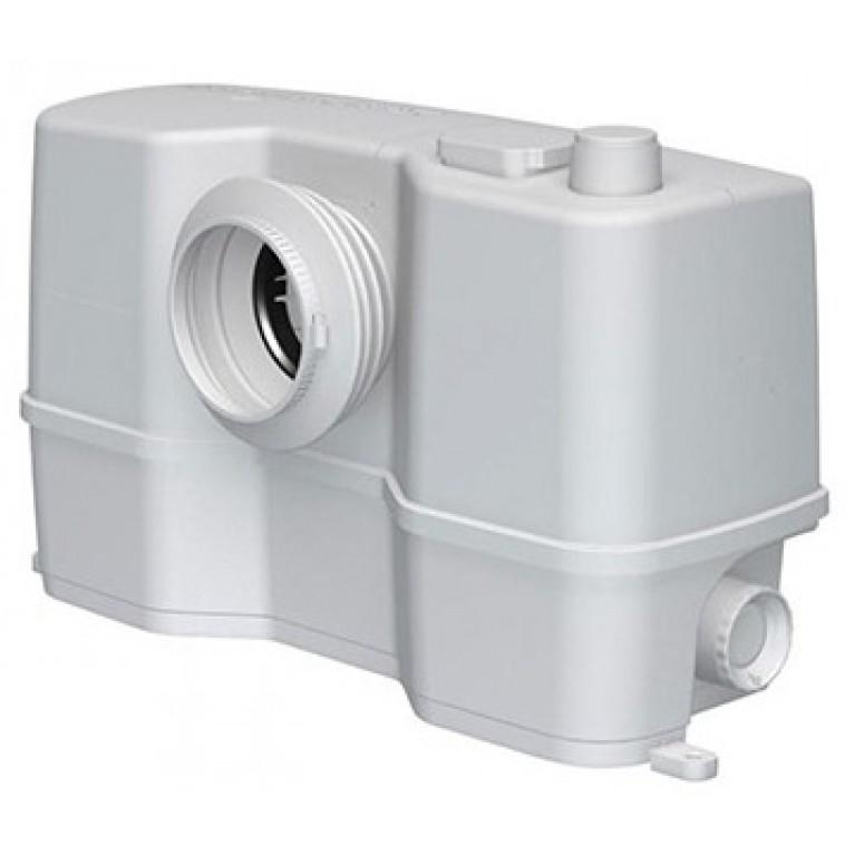 Канализационная установка Sololift 2 WC-3 унитаз+2 раковины+душ