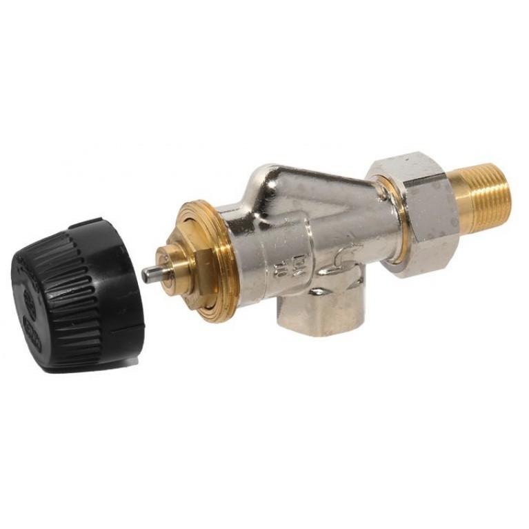 Термостатический клапан Honeywell с вставкой ВВ V2000ABB10