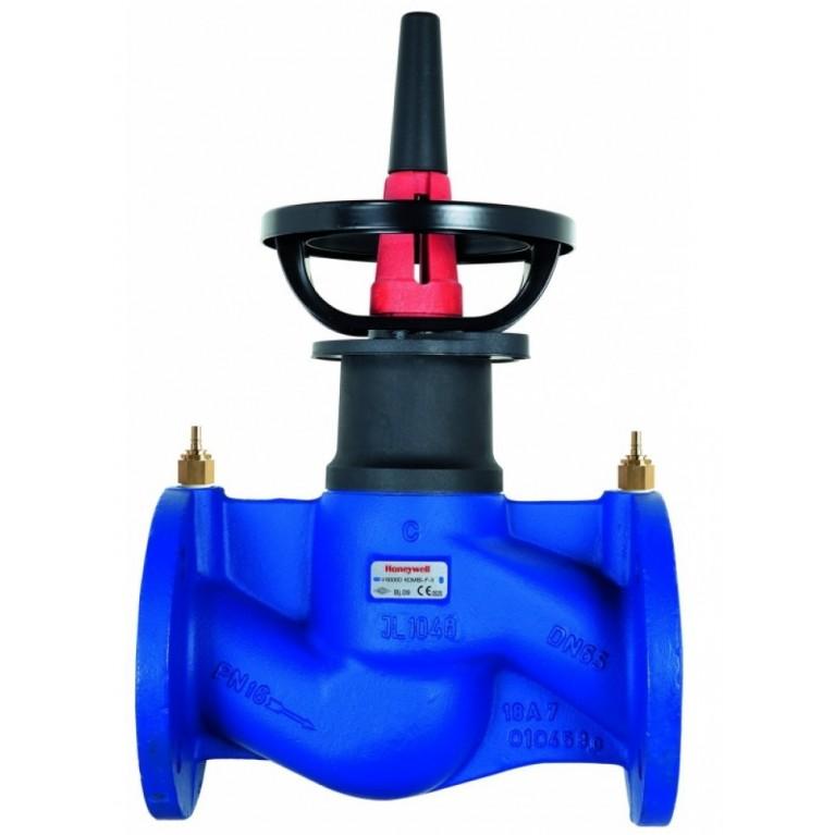 """Ручной балансировочный клапан """"Komби Ф II"""", Ду50, PN16, -10…+120°C (130°C макс.), Kvs 48.5 м3/ч"""