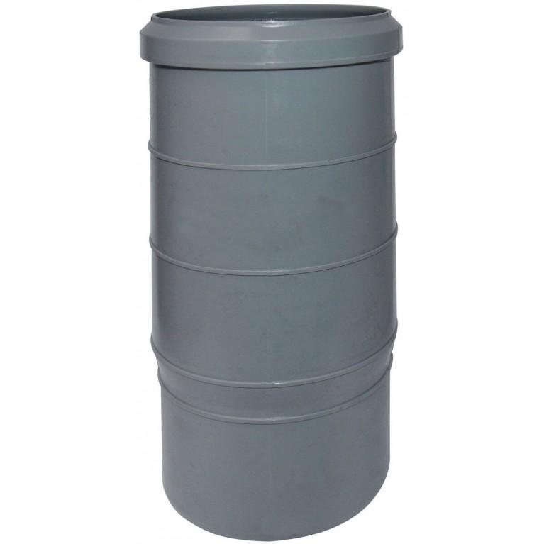 Компенсационный канализационный патрубок Valsir L=123 мм 75