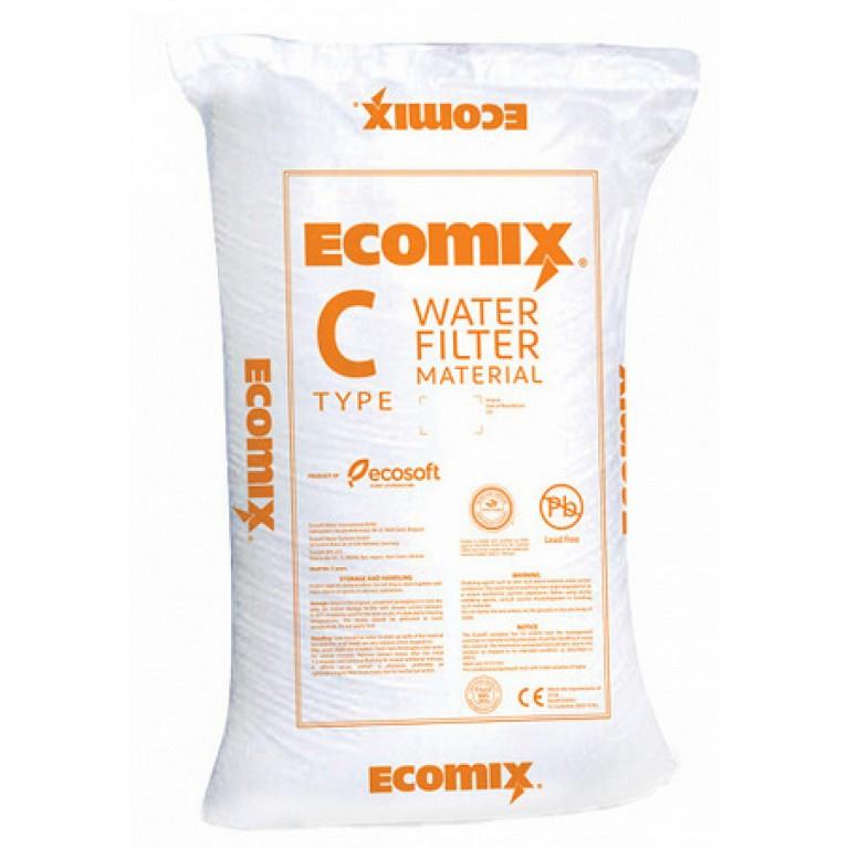 Фильтрующий материал Ecosoft Ecomix-С мешок 25кг