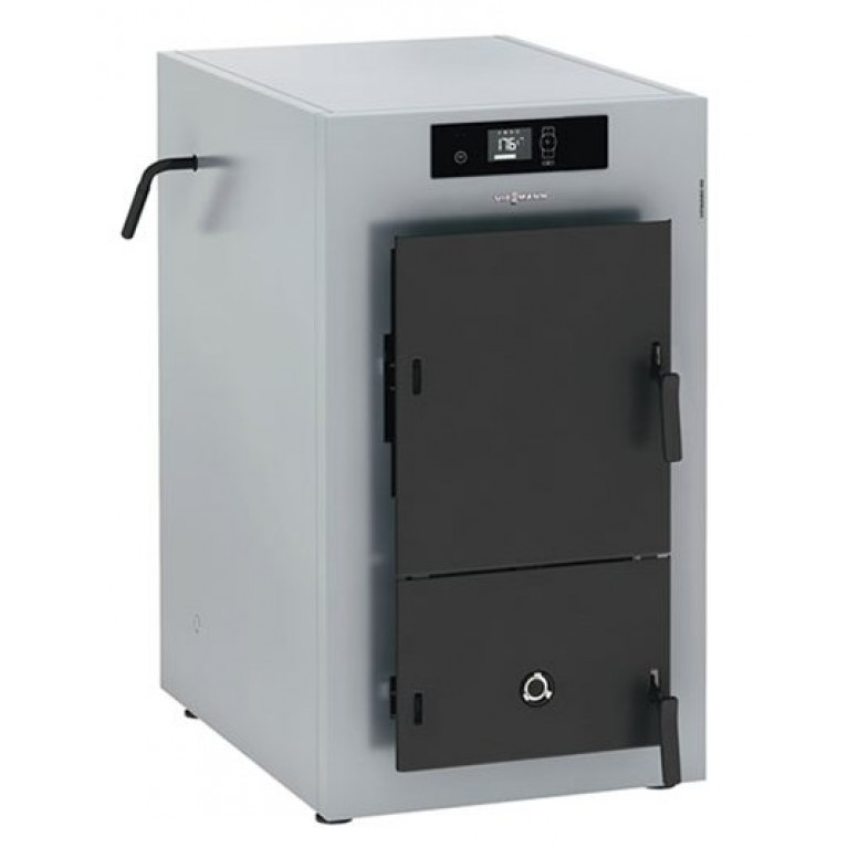 Котел пиролизный Viessmann Vitoligno 100-S 18 кВт Ecotronic 100