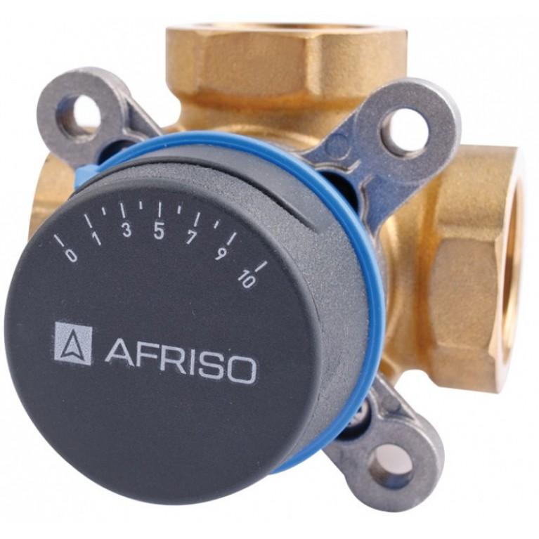 Поворотный смесительный 3-ходовой клапан ARV Afriso Rp 1 DN25 kvs 6.3