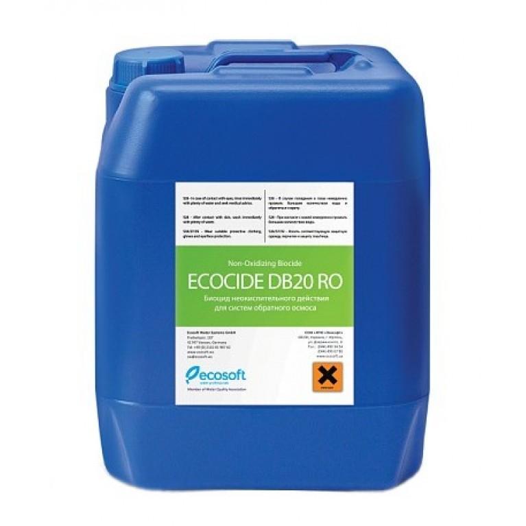Биоцид Ecosoft ECOCIDE DB20 RO 10 кг
