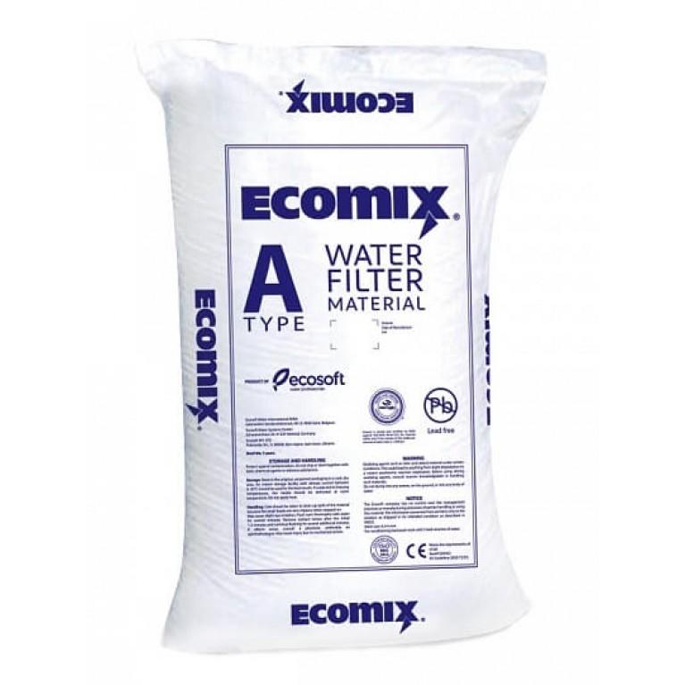 Фильтрующий материал Ecosoft Ecomix-А мешок 12кг