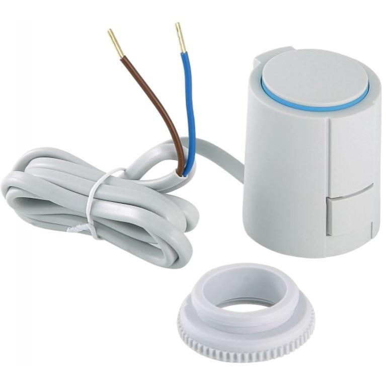 Электротермический аналоговый сервопривод, питание 220 В2 контакта