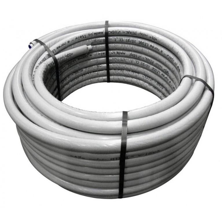 Купить Труба металлопластиковая Valsir в изоляции PEXAL 16 х 2 мм (бухта 50 м) у официального дилера Valsir в Украине