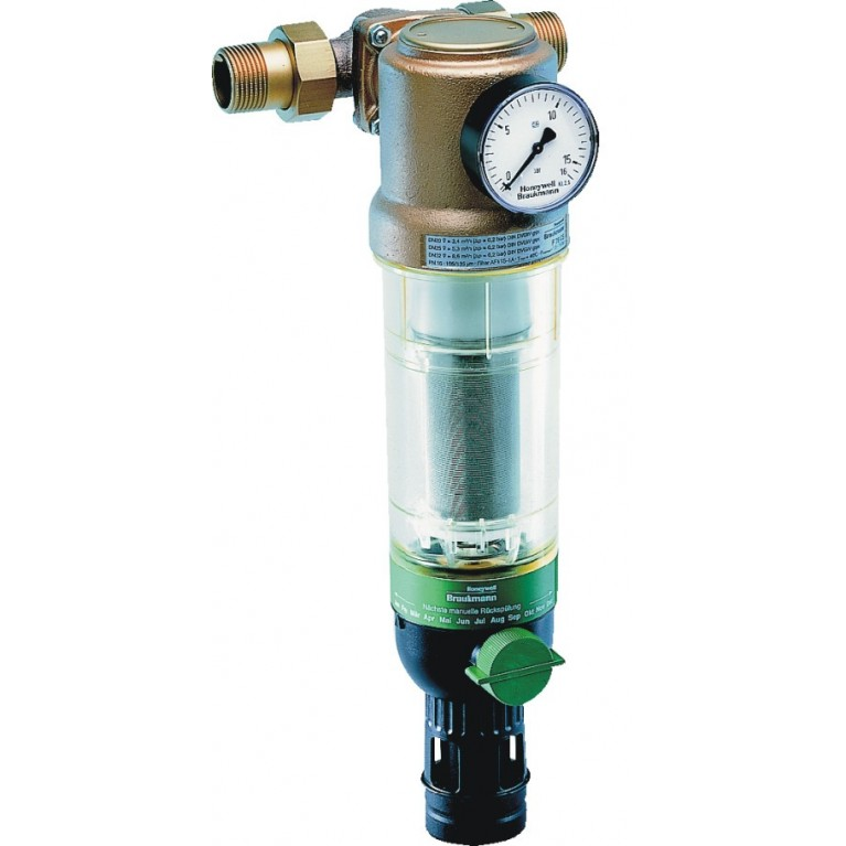 """Фильтр для холодной воды с поворотным фланцем - 1"""" Тmax 40 °С"""