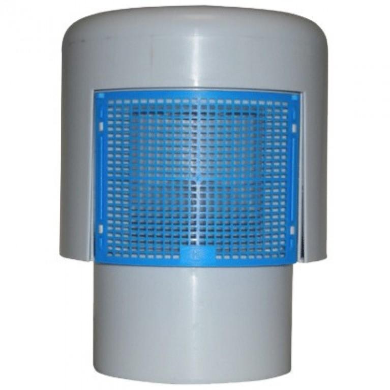 Вентиляционный клапан HL DN110 с вдвойной изолированной стеной и с уменьшителем DN50/75
