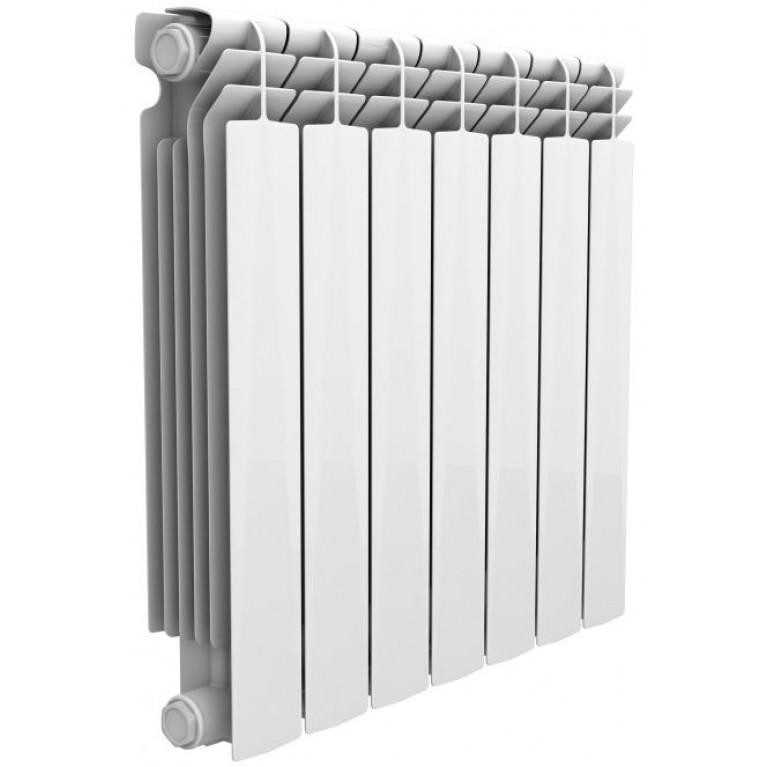 Биметаллический радиатор Fondital Alustal 500/100