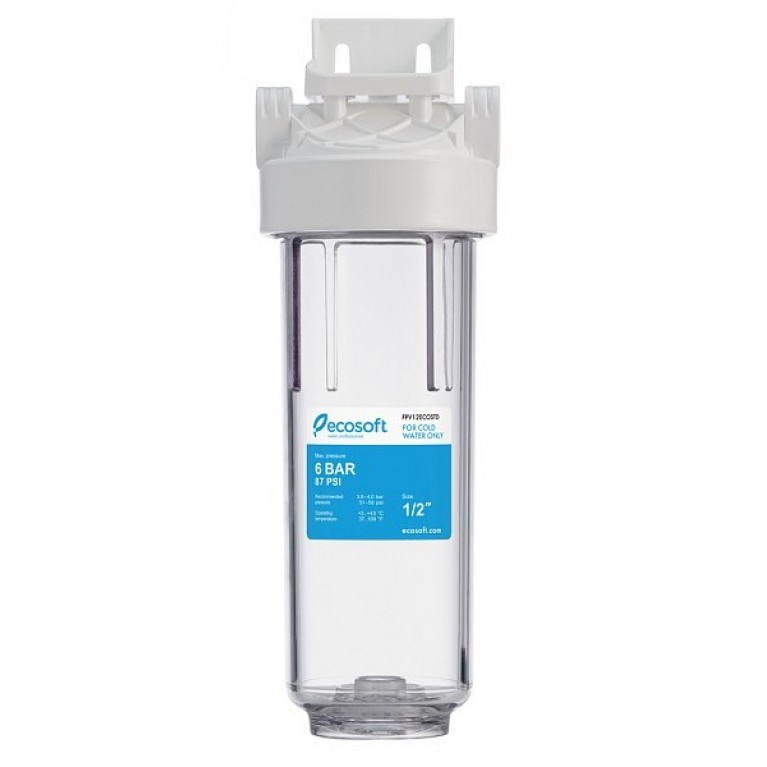 Колба механической очистки Ecosoft Standard 1/2″