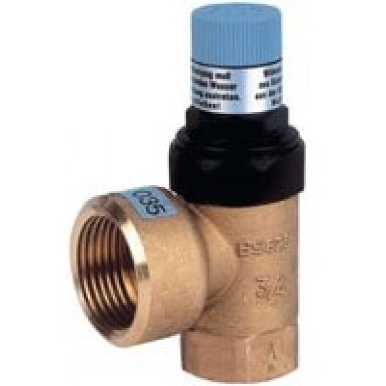 Предохранительный клапан, DN25. PN16. Tmax 120°С., давление открытия 8.0 бар.