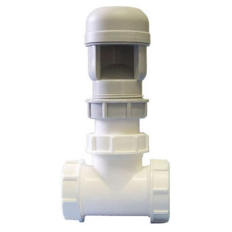 Вентиляционный клапан HL DN40 с Т-образным соединением DN40