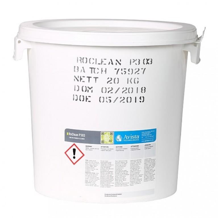 Промывочный кислотный реагент Ecosoft Avista RoClean Р303 20 кг