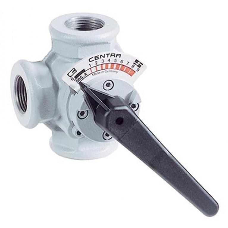 3-х ходовой поворотный клапан DN15 DR15GMLA