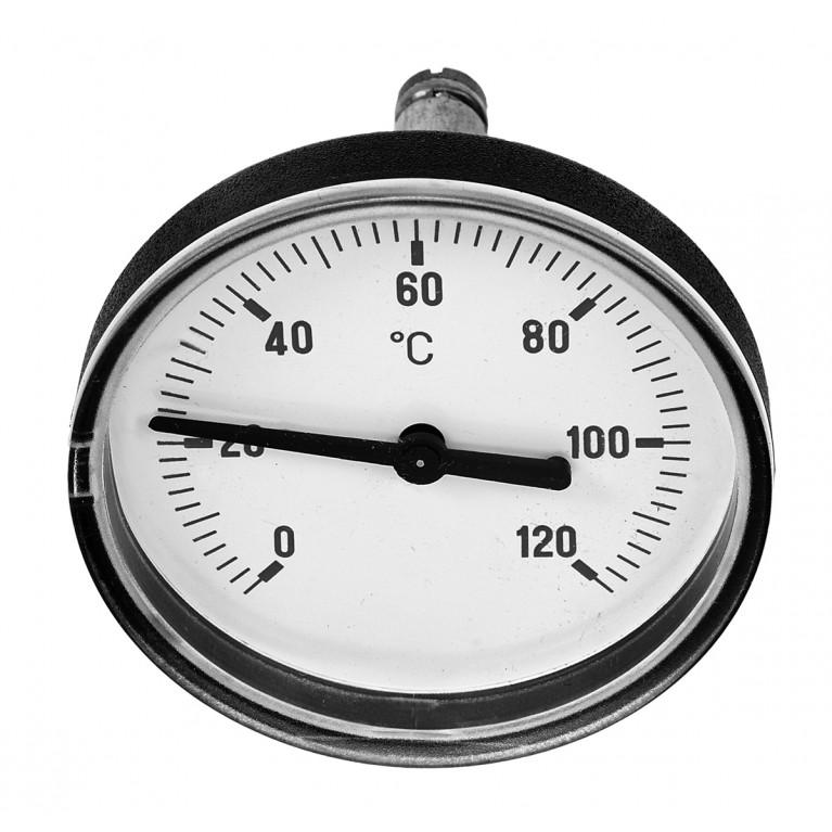 Осевой термометр Meibes синий
