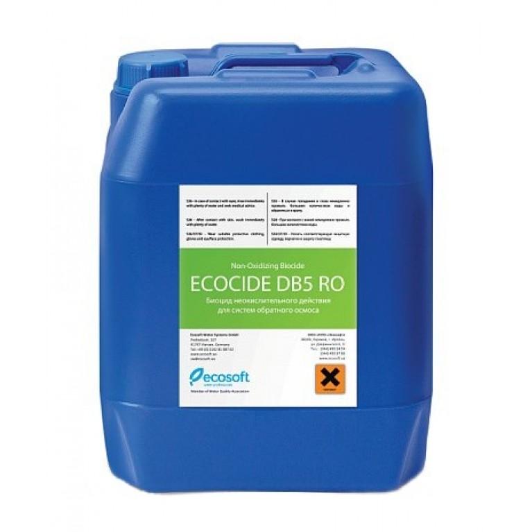 Биоцид Ecosoft ECOCIDE DB5 RO 10 кг