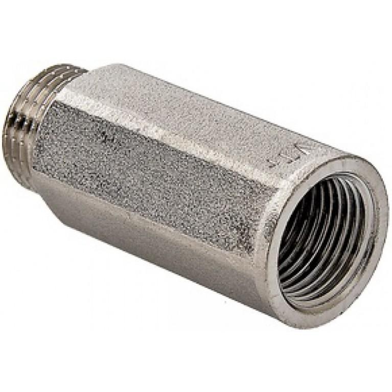 Удлинитель шестигранный никелированный 1/2 х 20 мм