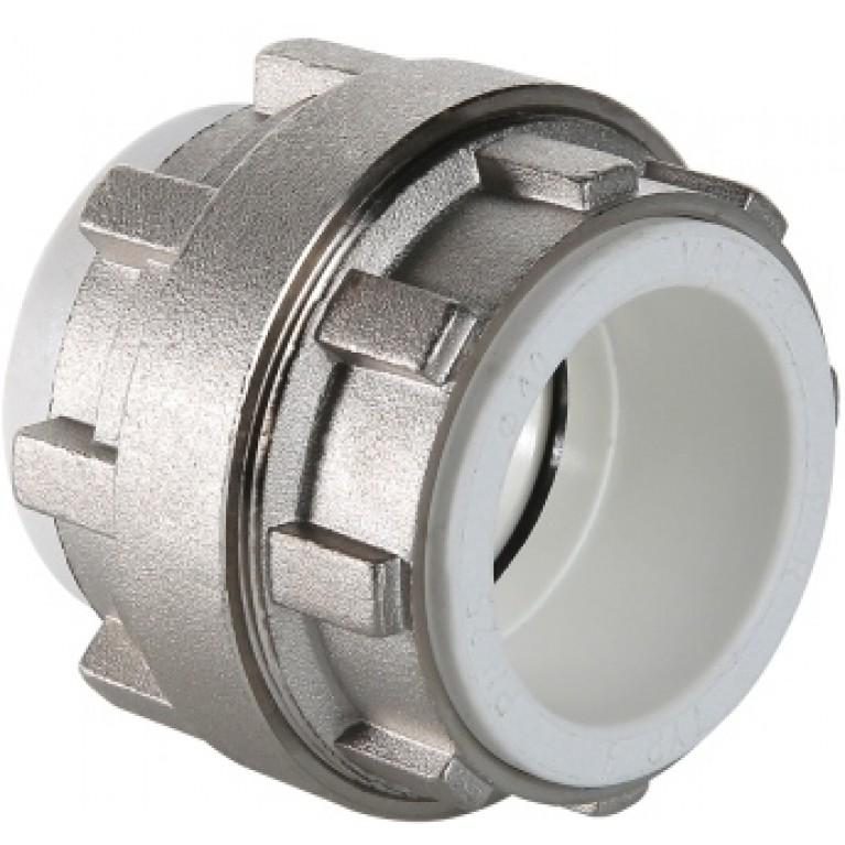 Муфта разъемная Valtec полипропилен PPR 32 мм