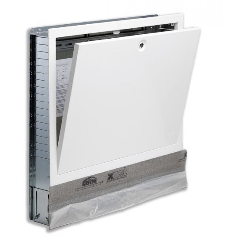 Шкаф коллекторный Kermi x-net UX-L5 встраиваемый SFSUP110L05