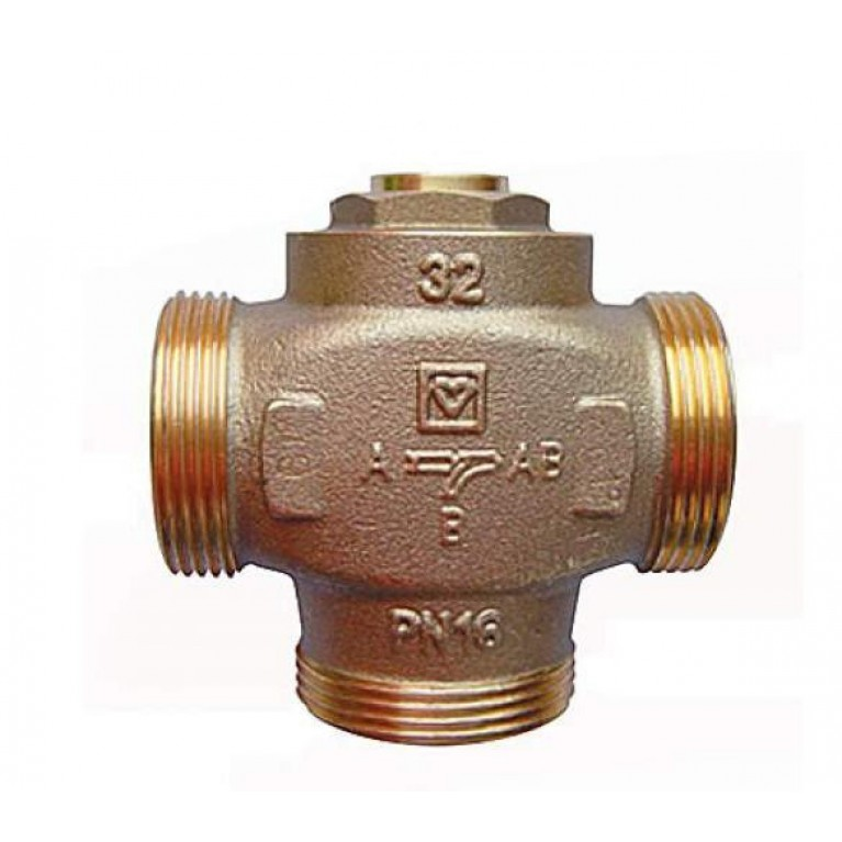 Трехходовой смесительный клапан Herz TEPLOMIX 1 1/4″ 61°С