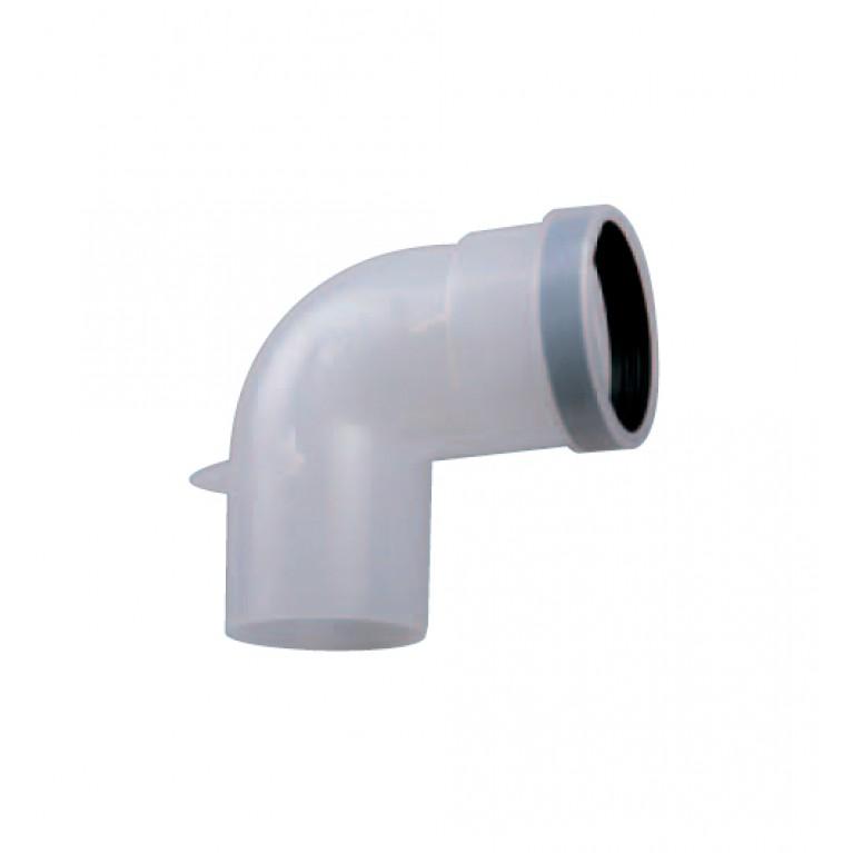 Отвод Bosch AZB 619 (90°, Ø80)