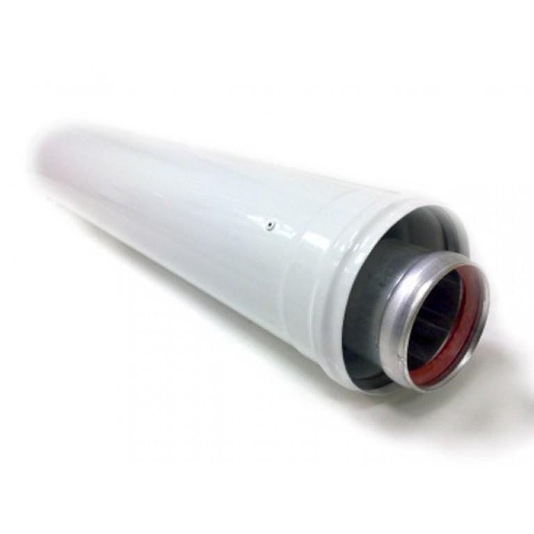 Труба коаксиальная 1м DN110/160 для GB162, РР