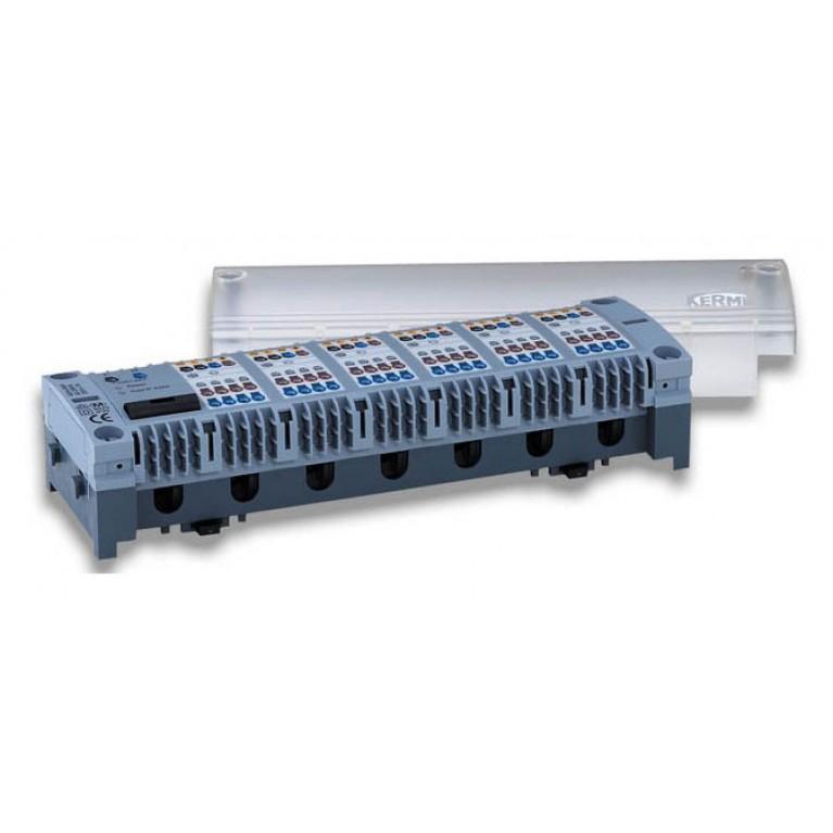 Модульный центральный узел радиоуправления xnet, 24В