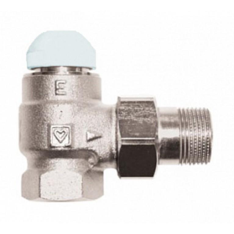 Термокран HERZ TS-E 3/4 угловой