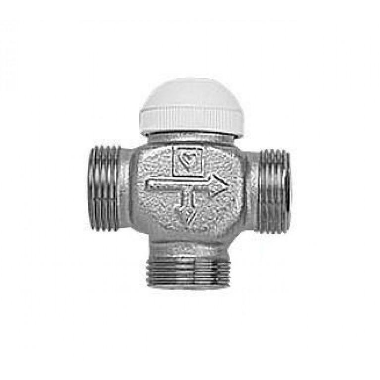Трехходовой термостатический клапан, CALIS-TS, kvs 2.75, DN 15