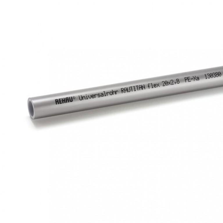 Купить Труба RAUTITAN flex 25х3,5 мм, (6 м) у официального дилера REHAU в Украине