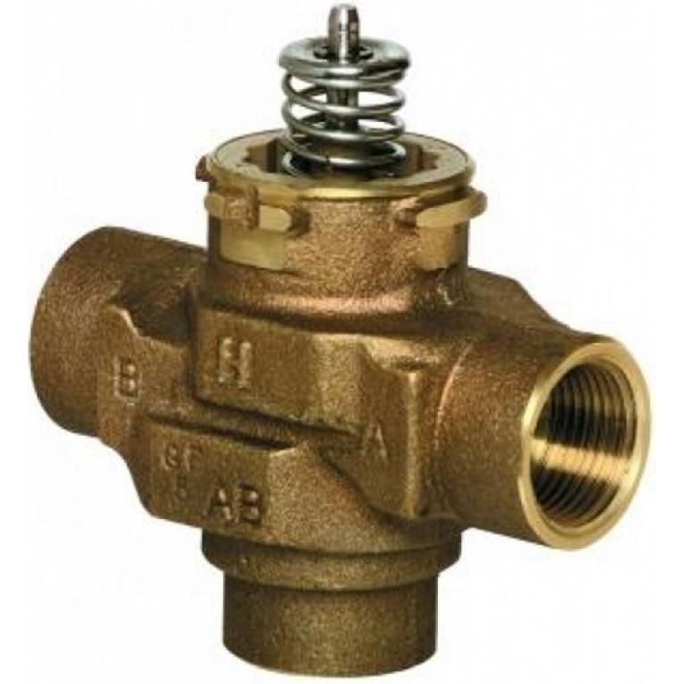 """Зонный клапан серии VC 3-х ходовой клапан 1 """" Kv 7.7 м3/ч VCZMP6000/U"""