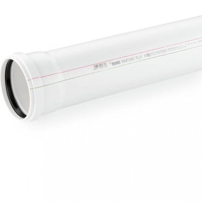 Труба канализационная Rehau Raupiano Plus 125/2000 мм