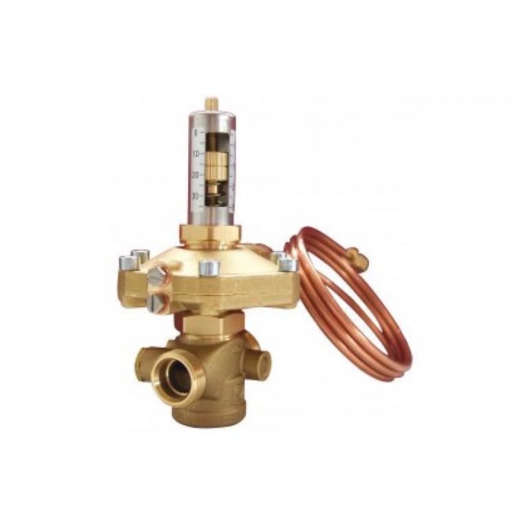 Регулятор перепада давления 4007 5-30 кПа, kvs 700-9000 л/ч, DN 50, резьбовой