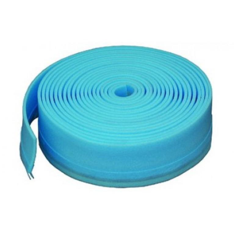 Профильная прокладка для разделительного шва с самоклеящимся основанием 10x150(mм)