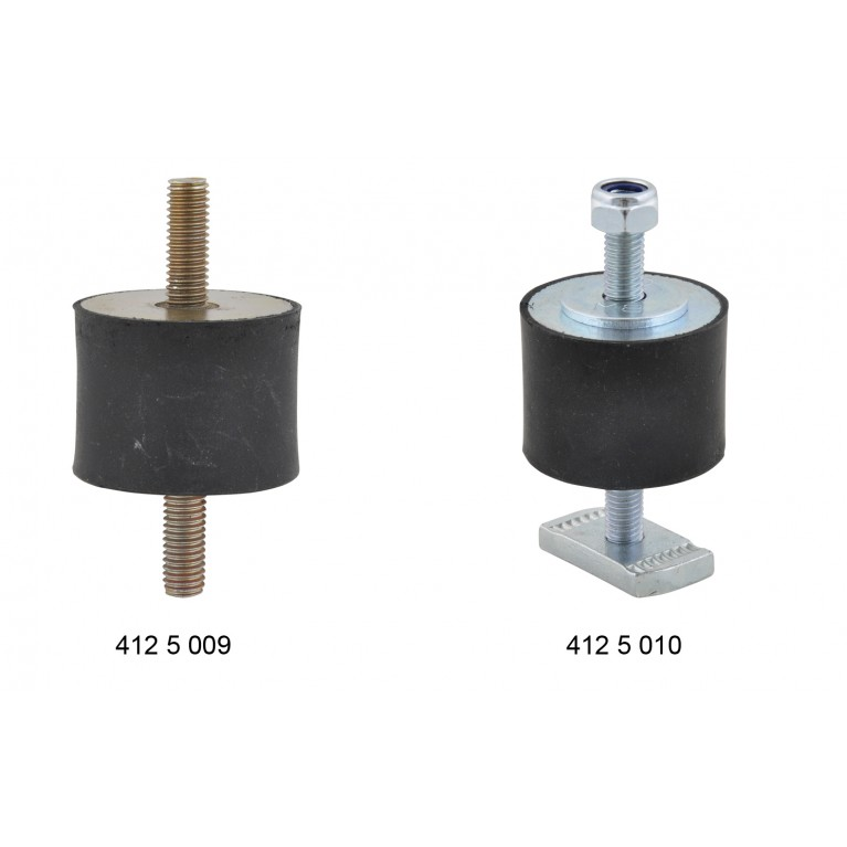 4125009 BIS Виброгаситель М8 40х30мм WM1-30