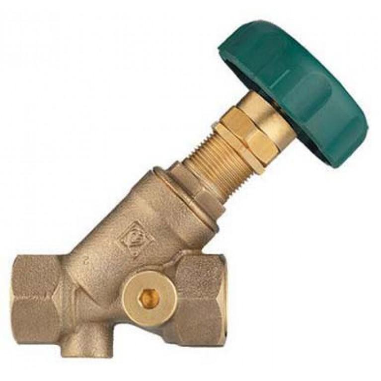 Балансировочный вентиль HERZ STROMAX-RW 4117, Ду20мм
