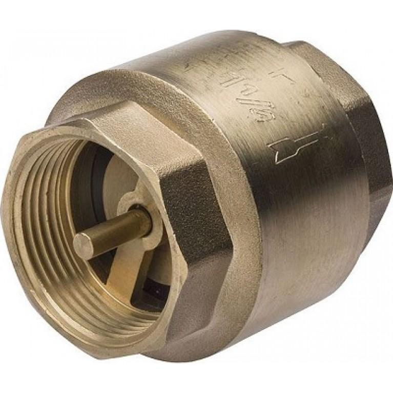 Клапан обратный пружинный DN32