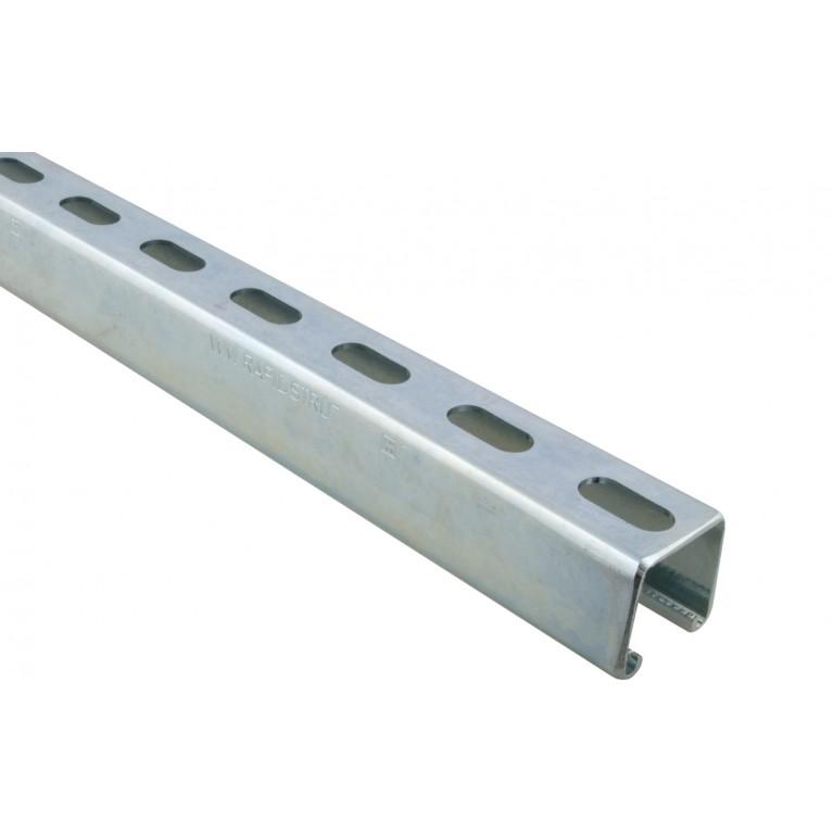 BIS RabidStrut Профиль монтажный 41х21х1,5 мм 2 м