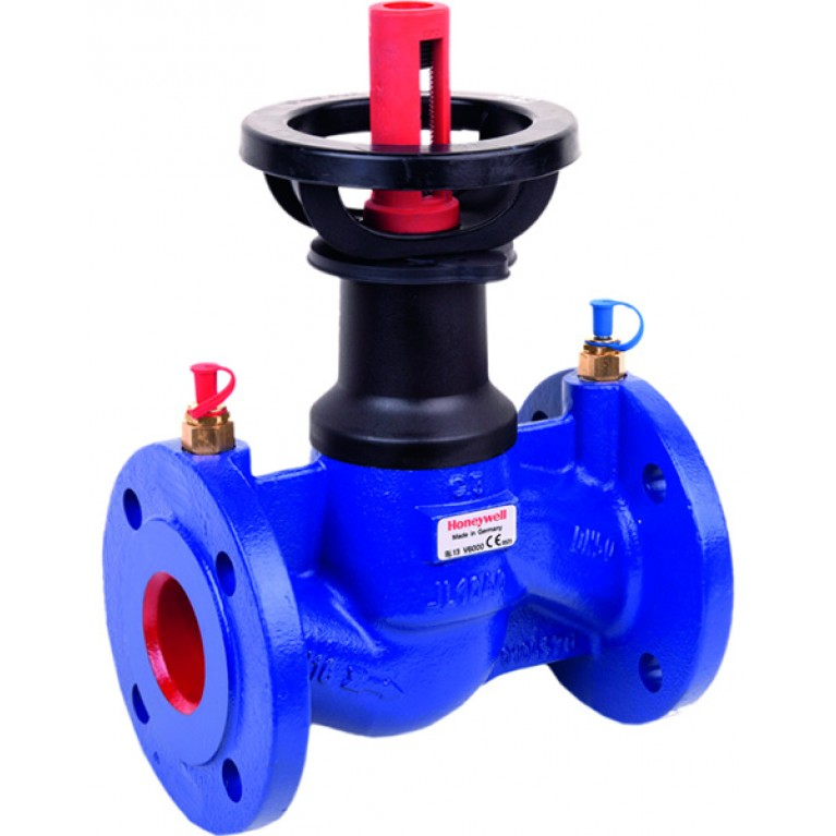 """Ручной балансировочный клапан """"Kombi-F-II""""V6000D0080A"""